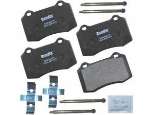 Rear Bendix Brake Pad Set fits Dodge Charger 2006-2010, 2012-2020 96JFZT