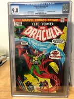 Tomb of Dracula #12 (1973 Marvel) CGC 9.0 - 2nd Blade