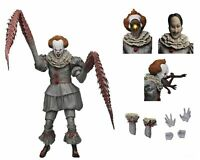 """NECA IT - 7"""" Scale Action Figure - Ultimate Pennywise The Dancing Clown"""
