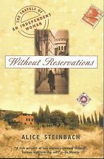 WITHOUT RESERVATIONS - A Book About Love, Longing & The Passage of Time
