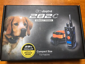 Dogtra 282C 1/2 Mile 2 Dog Compact Remote Training Collar System Free Shipping