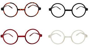 Classic Stylish Retro Round Frame Fashion Eyeglasses 4 Colours 8360E