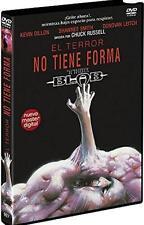 THE BLOB (1988 Kevin Dillon) - DVD - PAL Region 2 - sealed