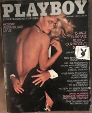 Playboy - January, 1978 Back Issue