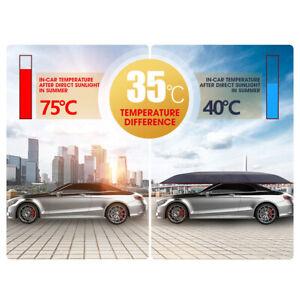 4X2.1M Universal Car Umbrella Sun Shade SunShade UV Waterproof Tent Cove