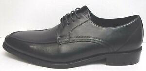 Steve Madden Size 9 Black Leather  Oxfords New Mens Shoes
