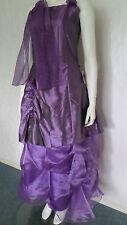 Festliches Kleid Festkleid Hochzeit Jugendweihe Konfirmation Lila Gr.176  NEU