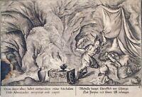 Perseus Medusa MetamorphosenGorgone Griechenland Antike Mythologie Orig. 1661