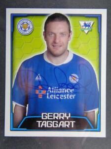 Merlin Premier League 2004 - Gerry Taggart Leicester City - 310