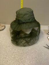 Vintage Vietnam Issue Od Ripstop Boonie Hat - New - Made in the Usa