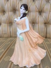 Coalport  Figurine Sentiment A- THANK YOU Boxed