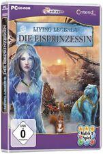 Living Legends 2 -  Die Eisprinzessin            PC          !!!!! NEU+OVP !!!!!