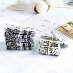 1:12 Dollhouse Miniature 1 bundle of Newspaper for Children Toy Accessories