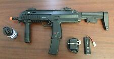 Refurbished HK MP7 airsoft AEG kit. 400ct .12 bbs