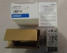 OMRON S82K-00305 Power Supply: Input 100 - 240 VAC, Output 5 V DC 0.6 A