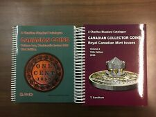 2020 Charlton Canadian Coins Volumes 1 & 2