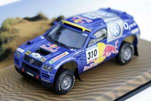 VW Race Touareg 1 Rallye Dakar 2005 #310,Vw-Werbemodell From MINICHAMPS M.1 :