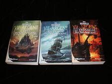 Stan Nicholls : Trilogie Vif-Argent Bragelonne
