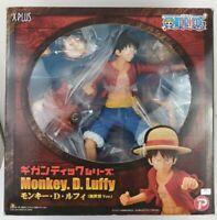 X-PLUS One Piece Monkey D. Luffy Gigantic Series  New World Version Figure