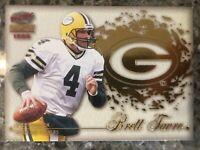 1999 Brett Favre Green Bay Packers Football Card