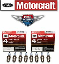 Set of 8 Genuine Motorcraft Spark Plug SP432 AGSF32FM