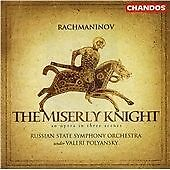 Miserly Knight, Sergey Rachmaninov - Polyansky, Audio CD, New, FREE & Fast Deliv