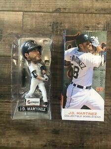 J.D. Martinez Detroit Tigers Bobblehead SGA - 2016 in box
