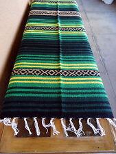 Peyote Serape Blanket Onwpt-5 Southwest Southwestern Mexican Afghan