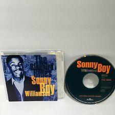 Bluebird Blues by Sonny Boy Williamson Audio CD