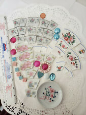 Mosaic China Tiles ~ Focal ~ Lots of Tiles ~ Bling ~ Accessories ~ Free Shipping