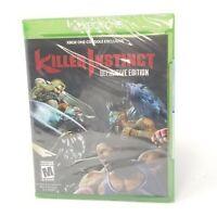 NEW Killer Instinct: Definitive Edition (Microsoft Xbox One, 2016)