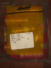"HASKEL SPOOL AIR VALVE PART # 17635-1 "" ONE SPOOL PER SELL SIX AVAILABLE """