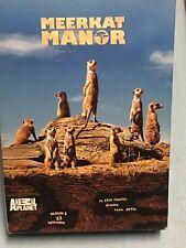 Meerkat Manor Season 1 (3 Dvd Set) by