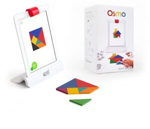 Osmo Genius Kit, game system for iPad / iPad mini, incl. 5 games BRAND NEW