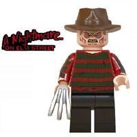 Freddy Krueger A Nightmare on Elm Street Custom Minifig Mini Figure 32