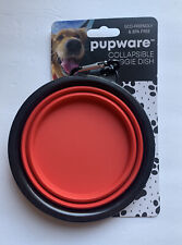 New Silicone Pet Dog Feeding Bowls Dish Feeder Travel Portable Collapsible
