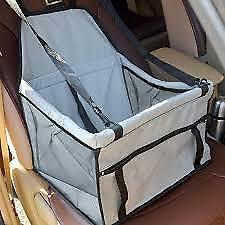 Pet Dog Cat Car Seat Bag Carriers Small Animal Mat Blanket Safety Belt Cover Mat