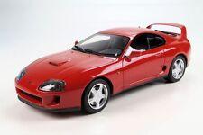 Toyota Supra 1994 rosso, Modello auto 1:18 / LS Collectibles