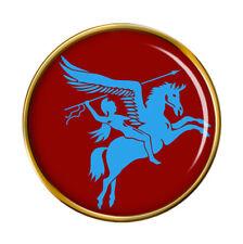 1st Airborne Division, British Army Pin Badge