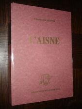 L'AISNE - E. Badin M. Quantin 2000 - Rééd. de l'ouvrage de 1847 - d