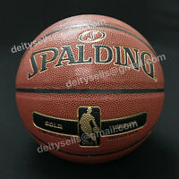 SPALDING 76-014Y SIZE7  PU men basketball indoor basketball within bag net pin