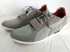 Puma Ferrari Men Sneakers Size 11 Driving Power 2 Low SF Gray Suede Leather