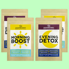 ASAPSKINNY #1 DETOX TEA FIT DIET SKINNY WEIGHT LOSS SLIMMING BURN FAT  - 28 DAY