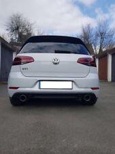 VW Golf VII 7 GTI Performance Duplex Auspuff Sportauspuff Facelift GTI GTD Neu