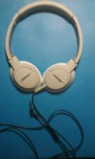 Bose SoundTrue On-Ear Wired Headphones Headband Headset White with Case/Cable