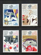 Cyprus - 1988, Seoul Olympic Games '88, MNH