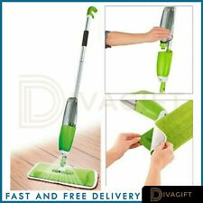 750ml Spray Mop Water Spraying Floor Cleaner Tiles Microfibre Marble Kitchen