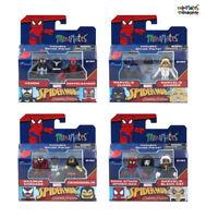 Marvel Minimates Series 76 Maximum Carnage Complete Set w/ Shriek Build-A-Figure