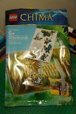 LEGO 6043191 Legends of Chima Promotional Polybag Sticker + Bricks (#8)