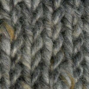 Beanie Turned back Rib  Hand Knit  in Ireland  100% Aran  Donegal Tweed wool